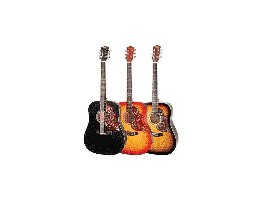 Kay Hummingbird Acoustic Guitar