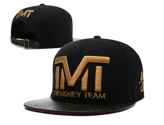 The Money Team 2015 Snapback Hat