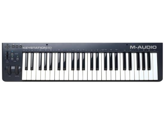M-Audio Keystation49 MIDI Controller