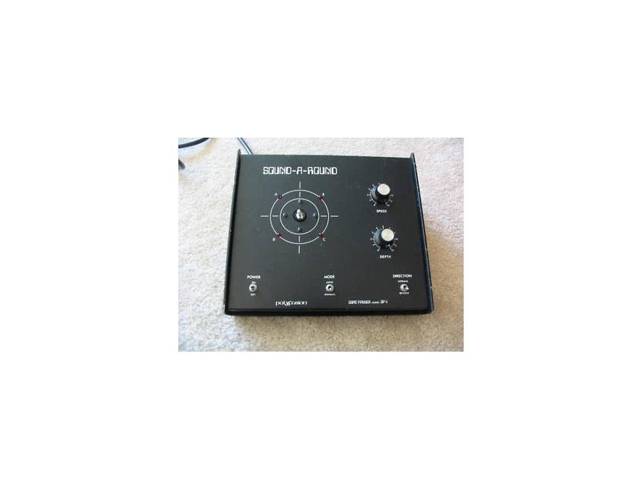 Polyfusion-QP-1 Sound-A-Round Quad Panner