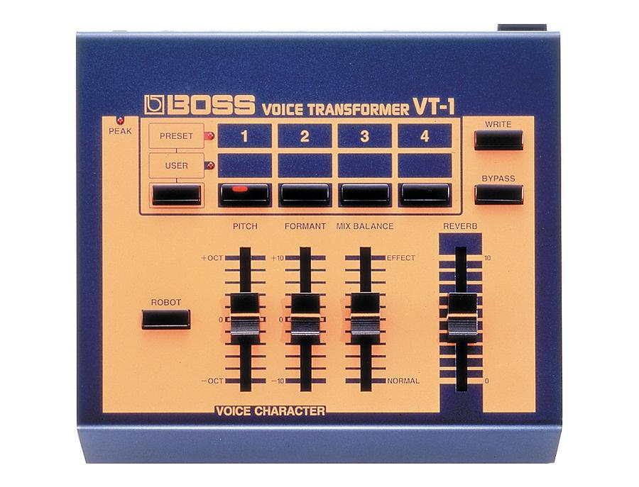 Boss vt 1 voice transformer xl
