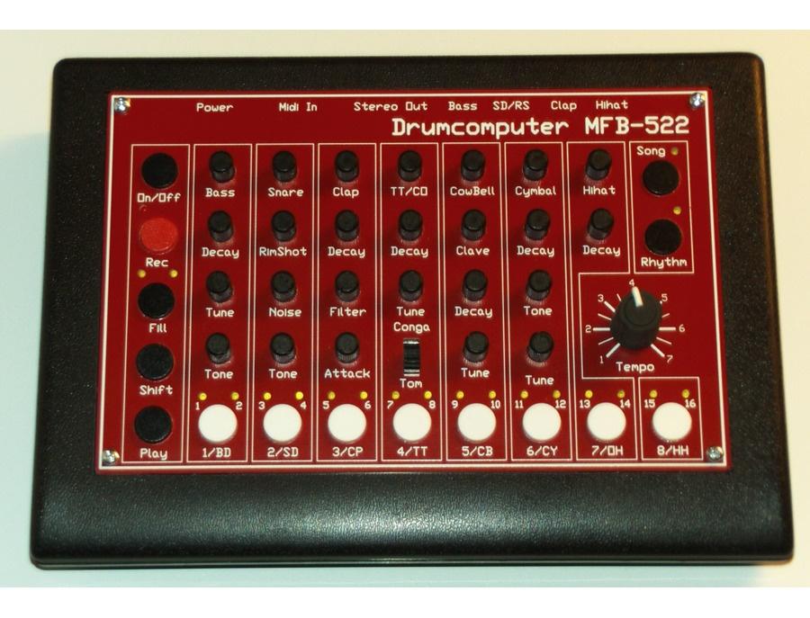 Drumcomputer MFB 522
