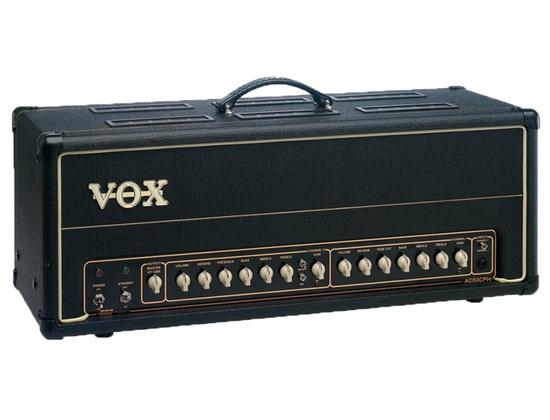 Vox AC50CPH Head Amp