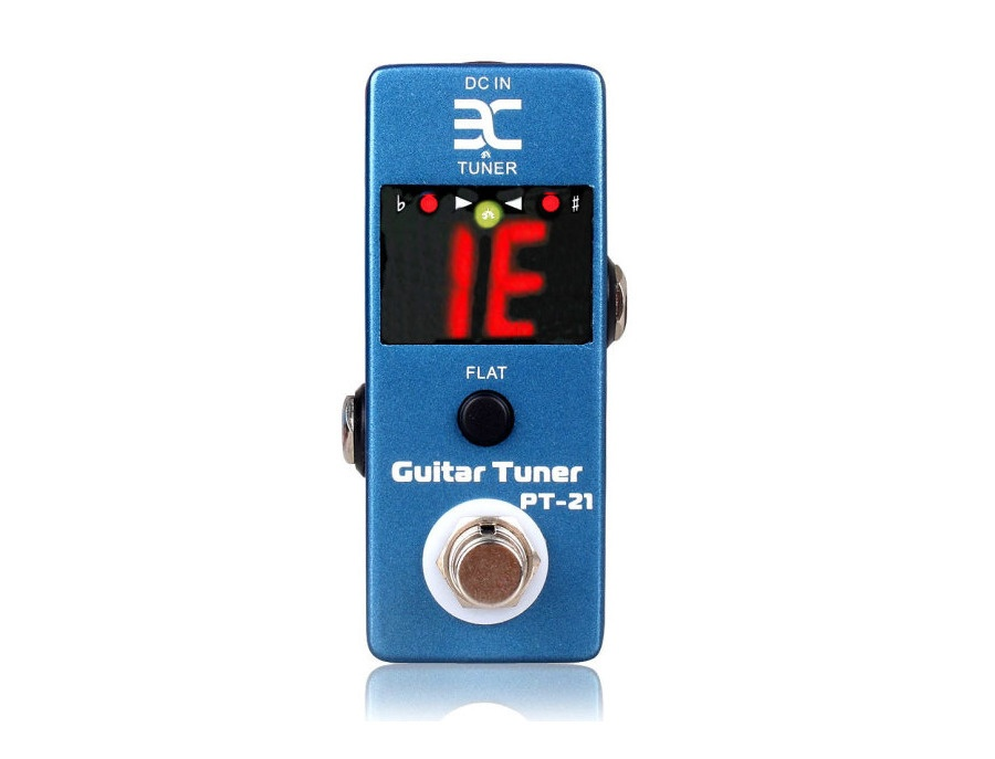 Pedal EX Effects Guitar Tuner