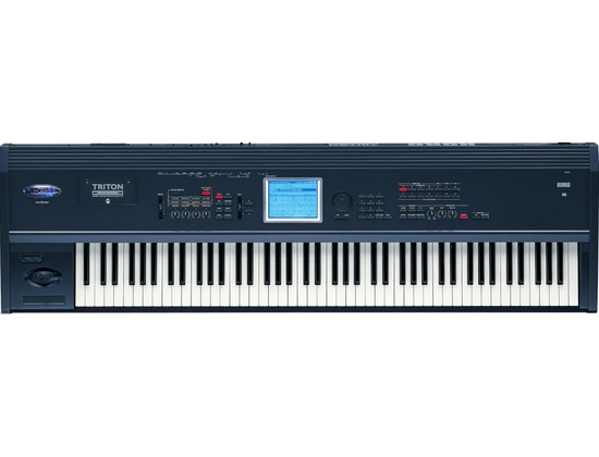 Korg Triton Extreme - 88 Key Worksation