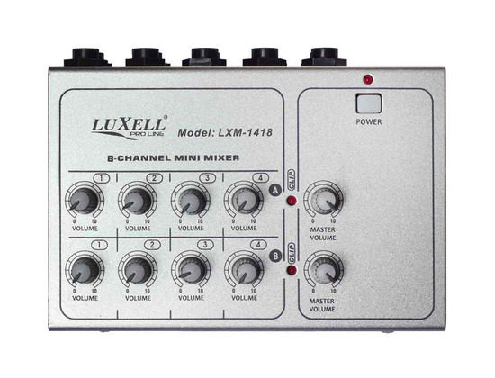 Luxell minimixer LXM-1418