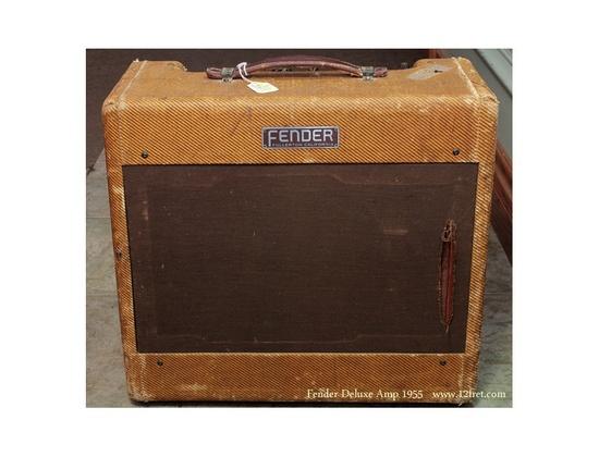 1955 Fender Tweed Deluxe Reverb