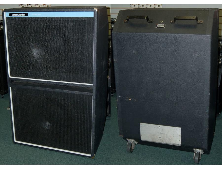 Acoustic 406 2x15 Cabinet