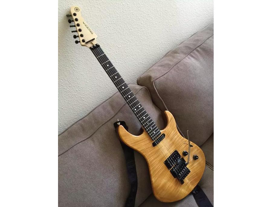 Custom Yamaha Pacifica