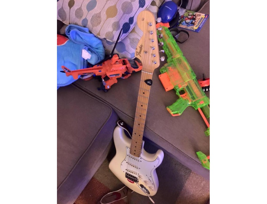 2001 Custom Fender Reverse Model