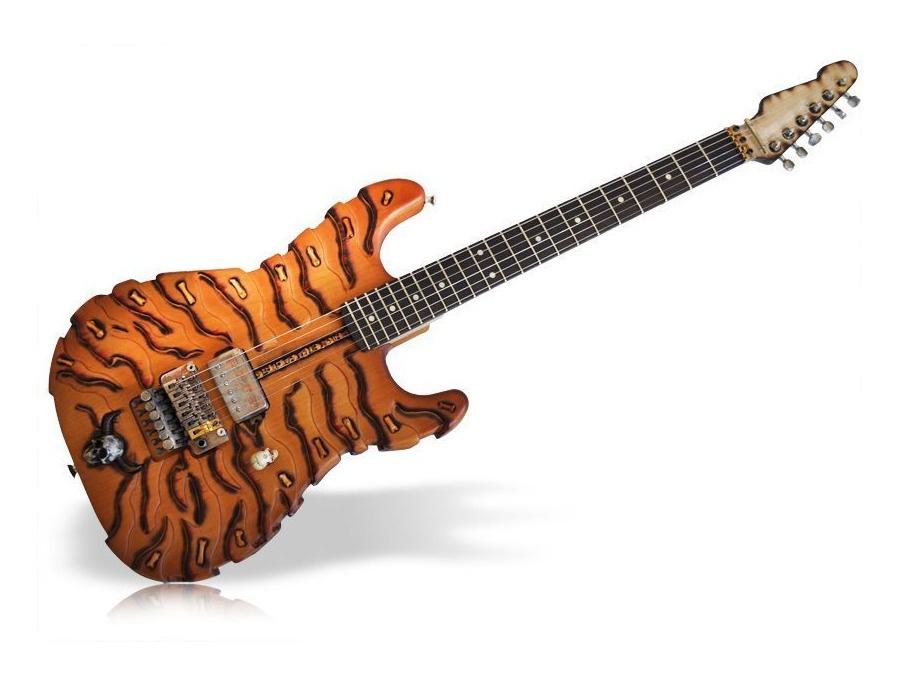 ESP Stratocaster George Lynch Head Hunter