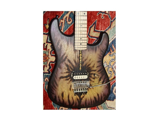Mr Scary Guitars By George Lynch SoleCaster