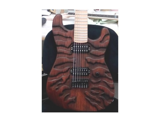Mr Scary Guitars By George Lynch Seven Strings