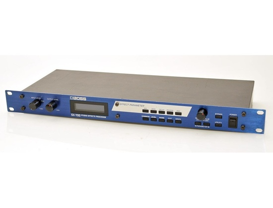 Boss SX-700 Studio Effects Processor