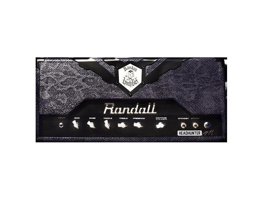 Randall George Lynch Headhunter Limited Edition Amp