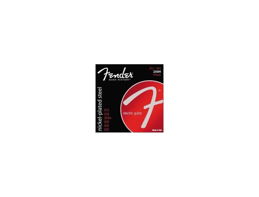 Fender Nickel Plated Steel .012-.052 strings