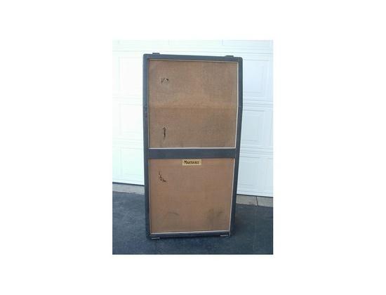Marshall 8x12 cabinets