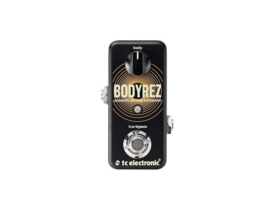 Tc Electronic BodyRez - Acoustic Pickup Enhancer