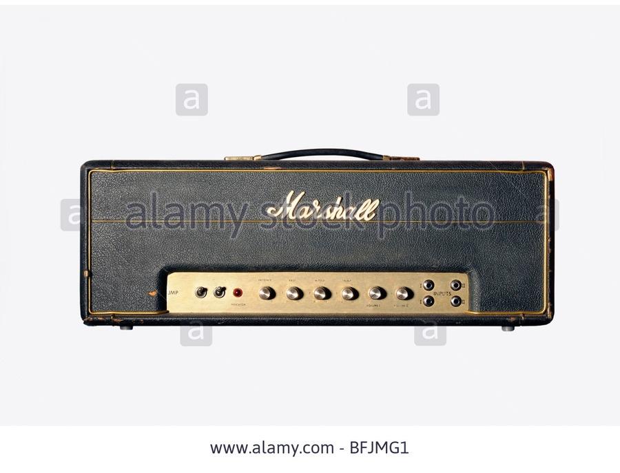 Marshall JTM45 50-watt