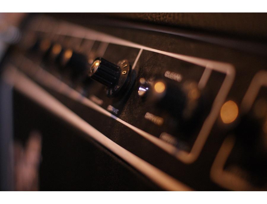 Garage Custom Handmade Hybrid 120w Combo (Based on Fender Twin Reverb)