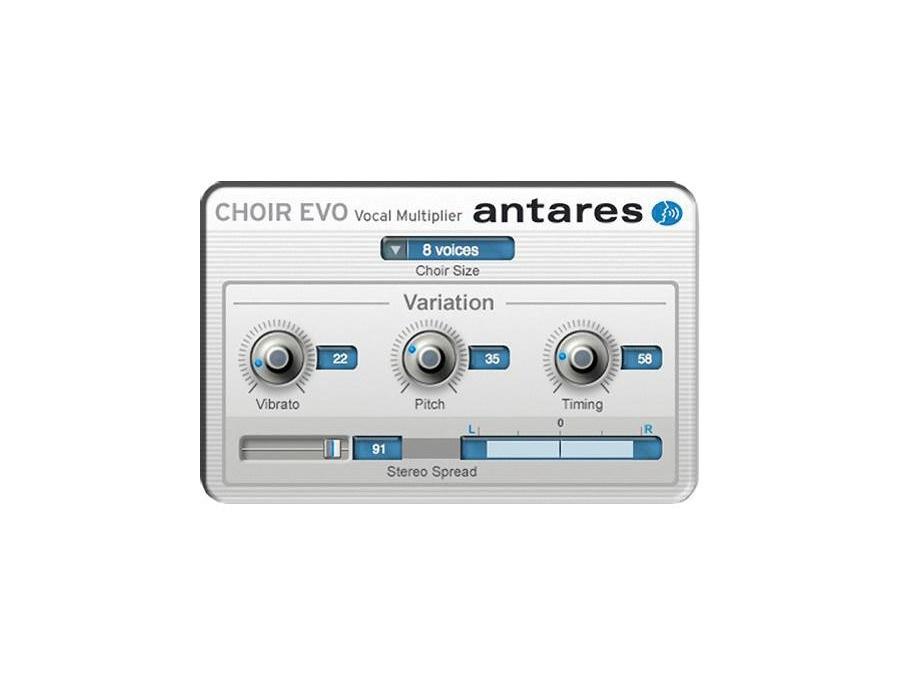 Antares choir evo vocal multiplier xl