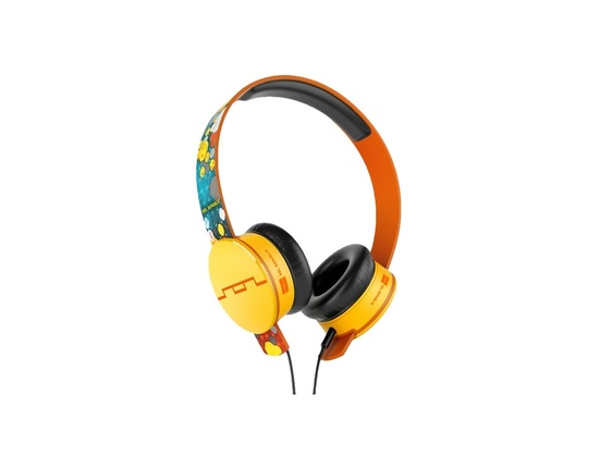 SOL REPUBLIC Deadmau5 Track5 HD On-Ear Headphones