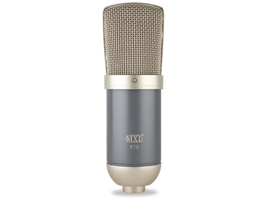 MXL 870 Studio Condenser Microphone