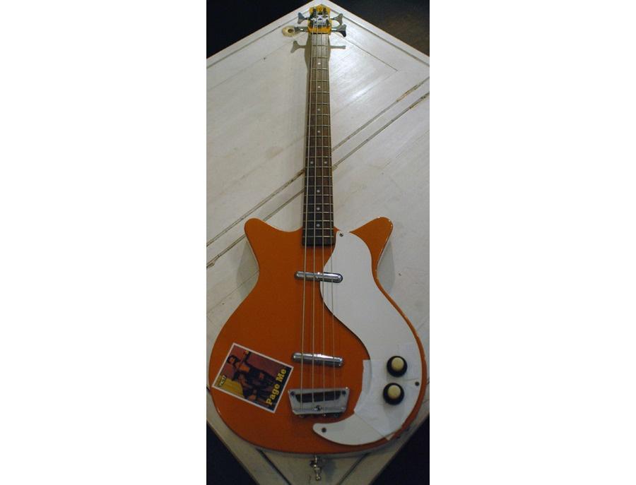 Danelectro dc cooper bass xl