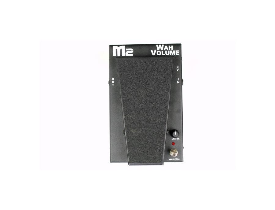 Morley M2 Wah Volume
