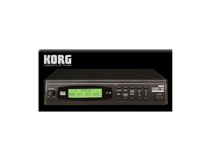 Korg 05R/W