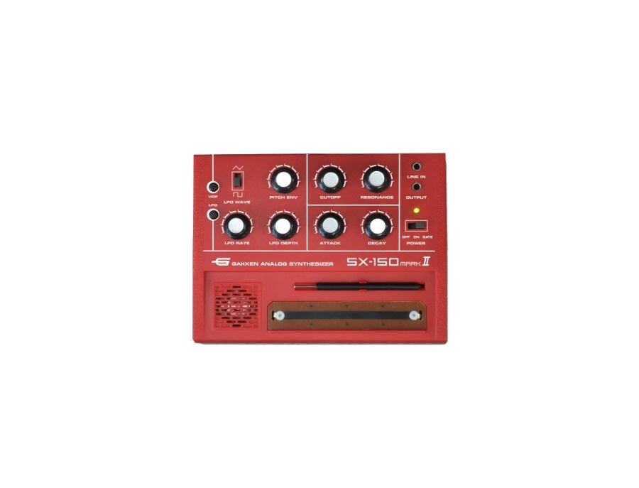 Gakken SX-150 Mark II Analog Synthesizer