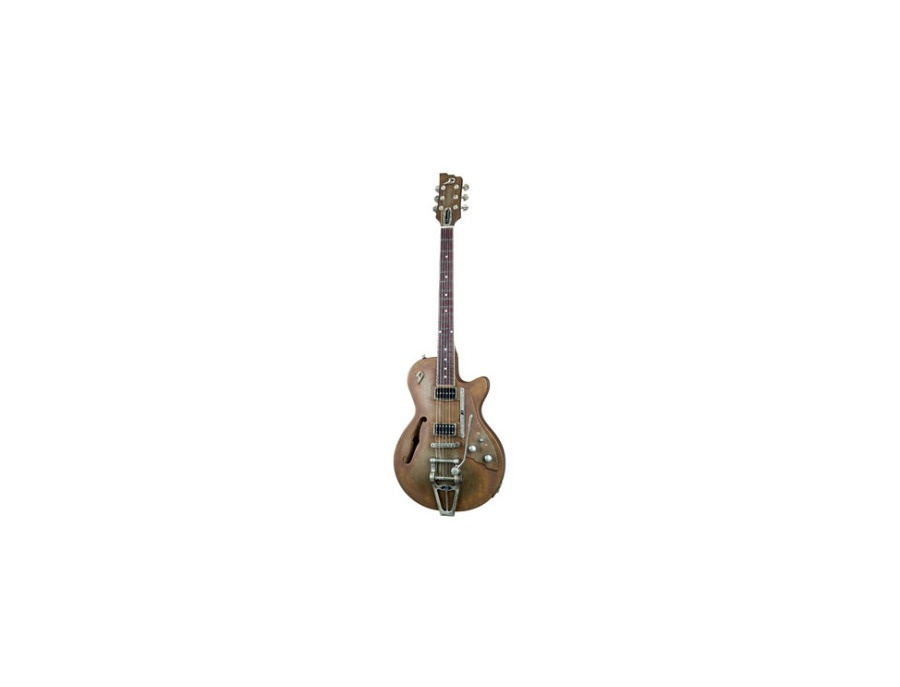 Duesenberg Starplayer TV Rusty Steel