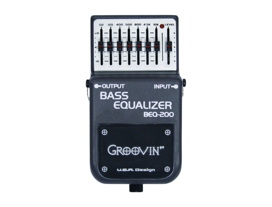 BEQ-200 Bass Equalizer