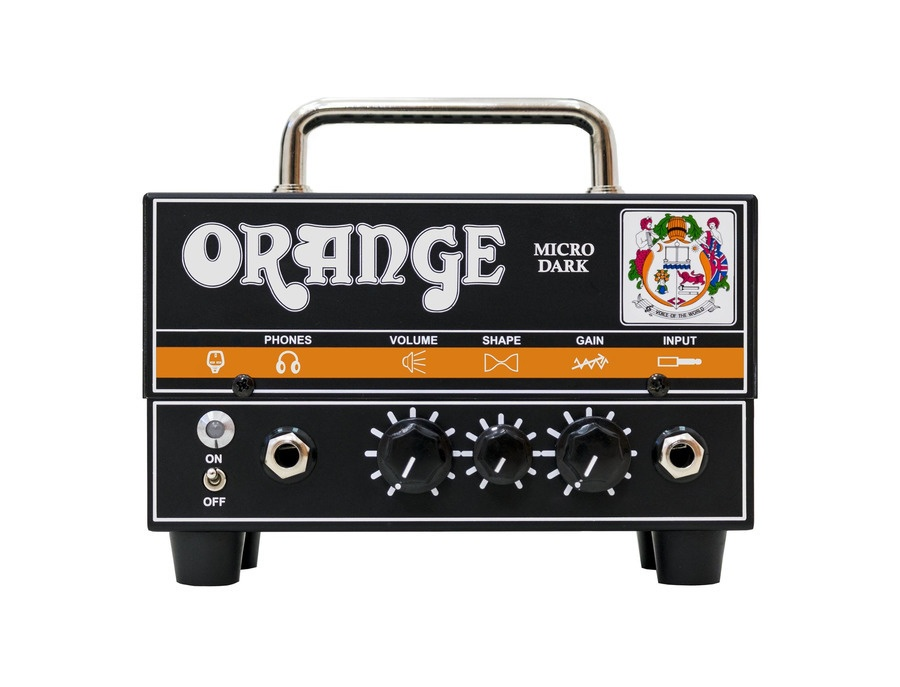 Orange micro dark xl