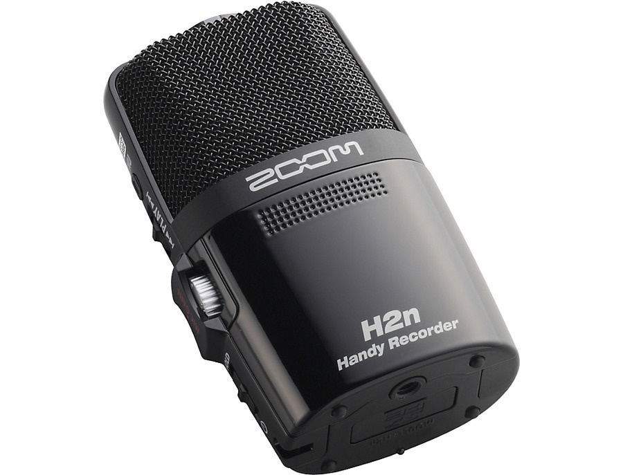 Zoom h2n handy recorder xl