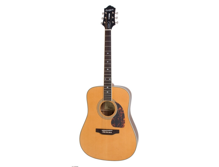 Epiphone DR-500MNS Natural Satin Acoustic Guitar
