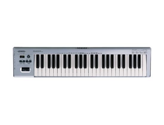 Roland EDIROL PC-50 USB MIDI Keyboard Controller