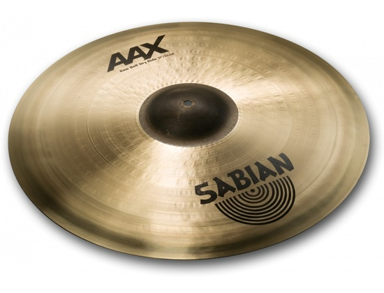 Sabian AAX Raw Bell Dry Ride 21''