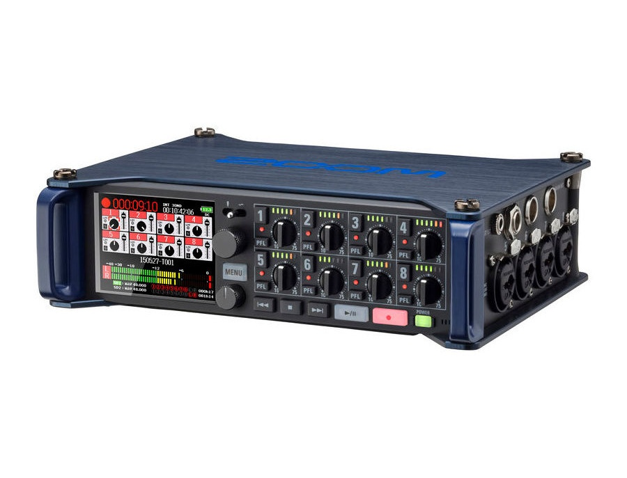 Zoom F8 - Field Audio Recorder