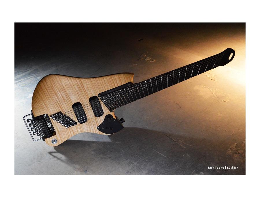 Tigershark 8 string guitar xl