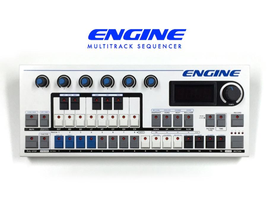 Social entropy engine xl