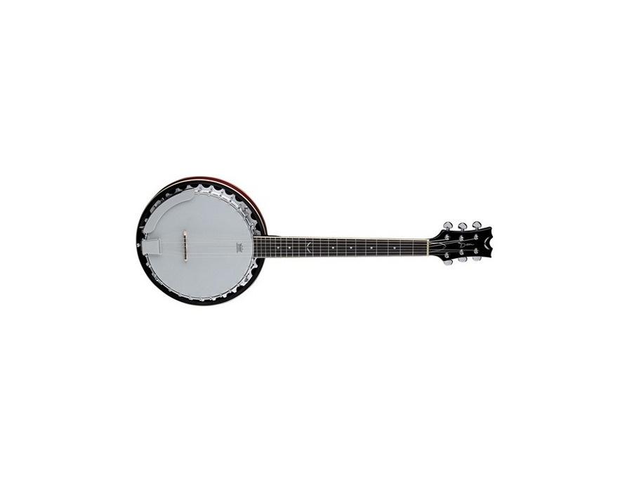 Dean BW6 Backwoods 6 String Banjo