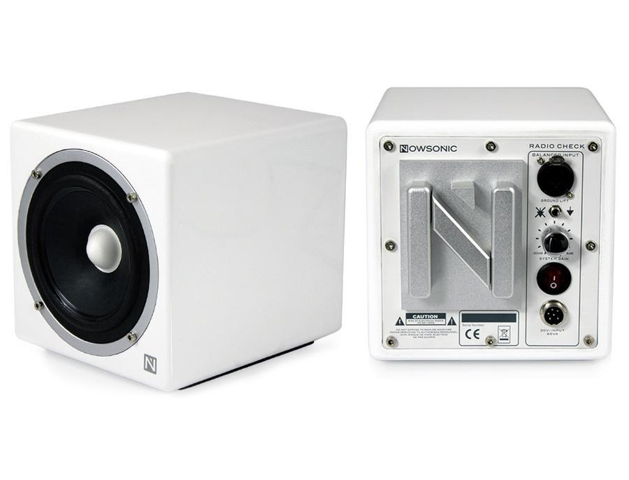 Nowsonic radiocheck xl