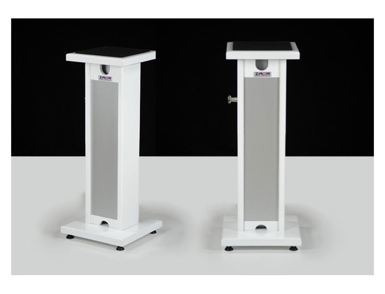 ZAOR Monitor Stand (White Gloss)