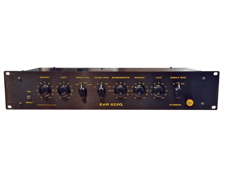 EAR 822Q Amplifier