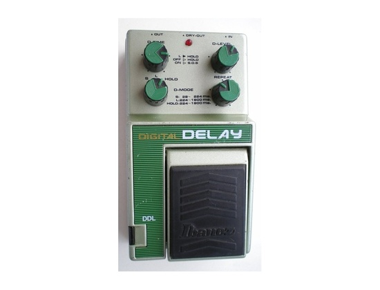 Ibanez DDL Digital Delay
