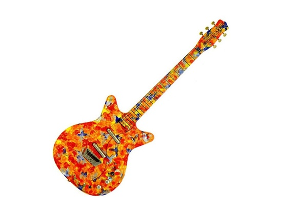 Danelectro 59 DC Psychedelic