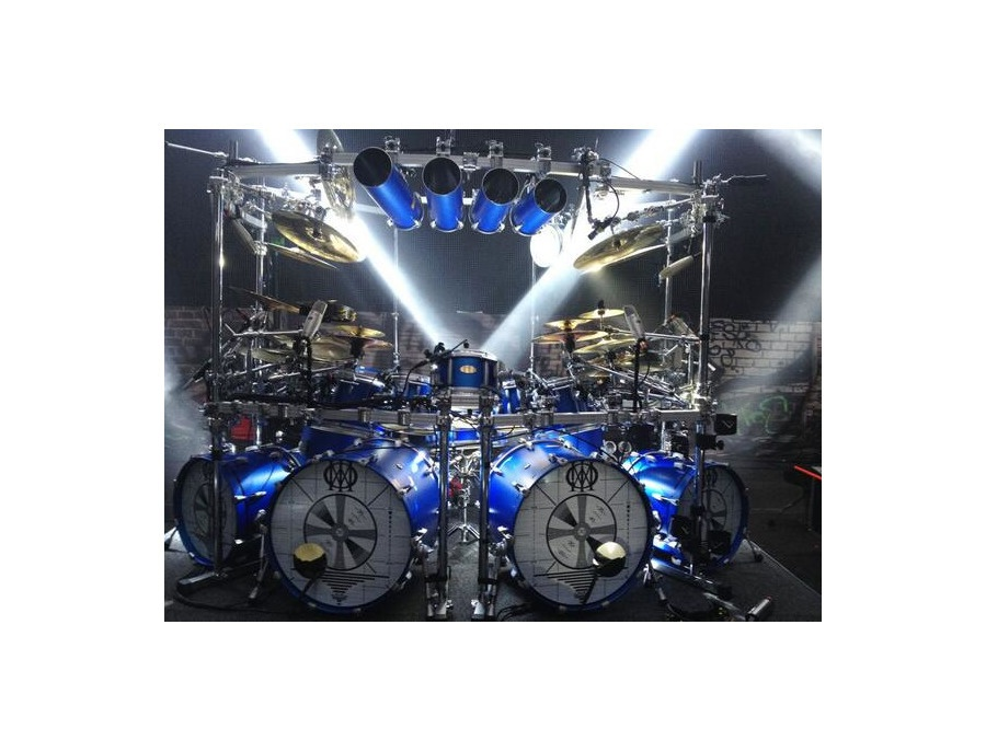 Mike Mangini Along For The Ride Set