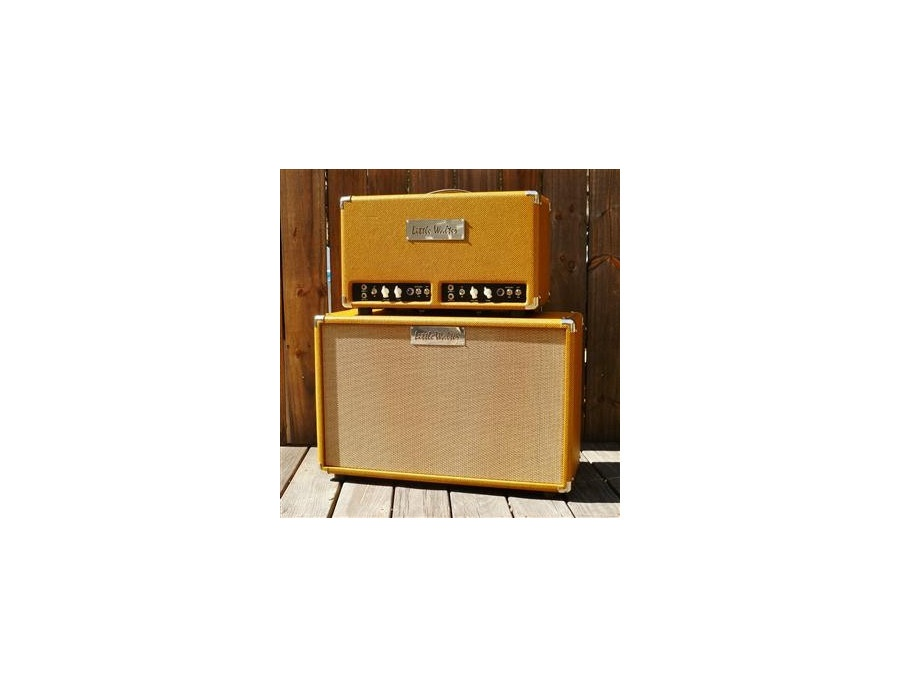 Little Walter Twin Series 50/50 with 2x12 cabinet