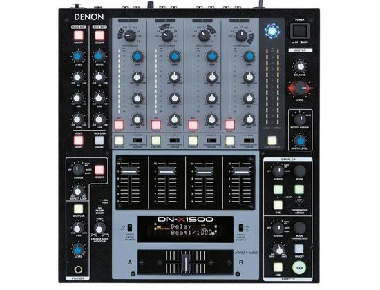 Dennon X1500 pro Mixer